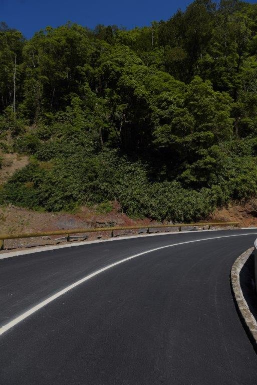 Rehabilitation of roads in São Miguel, Azores (Portugal)