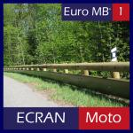 Motorcycle screen for EURO MB1 barrier