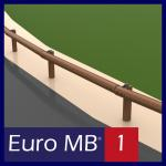EURO MB1 barrier